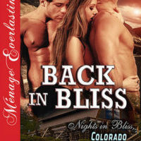 Back in Bliss (Nights in Bliss, Colorado #9) by Sophie Oak
