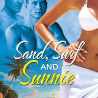 Sand, Surf and Sunnie by Rhian Cahill