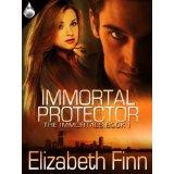 Immortal Protector by Elizabeth Finn